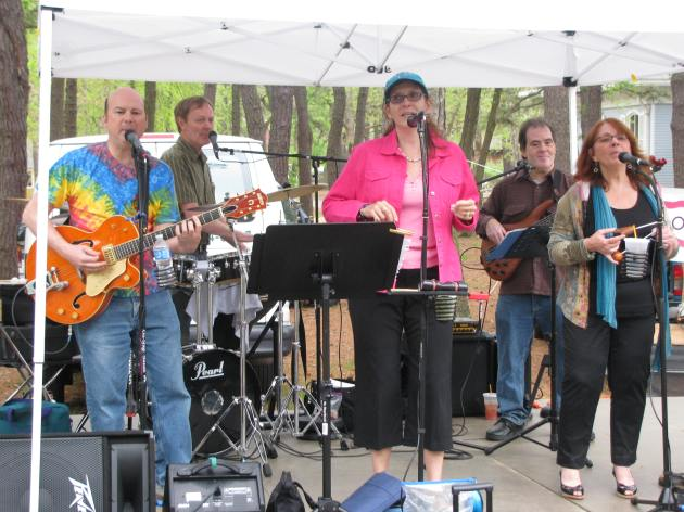 Package Goods Orchestra, Wheaton Village eco-fair, Millville