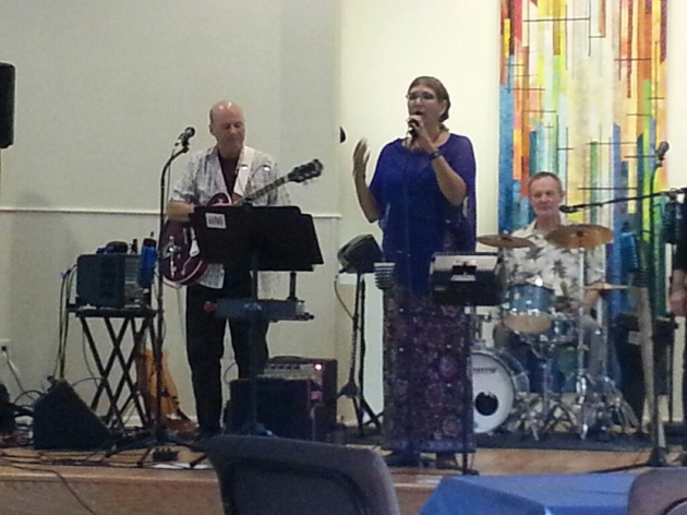 July 18, 2015 Concert at  Ocean Heights Presbyterian Church